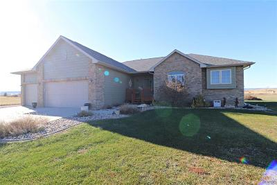 Single Family Home For Sale: 16333 Golden Valley Dr