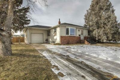 Rapid City Single Family Home For Sale: 409 41st