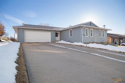 Rapid City Single Family Home For Sale: 3702 Parkview