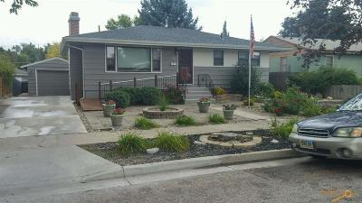 Rapid City Single Family Home For Sale: 2956 Dundee