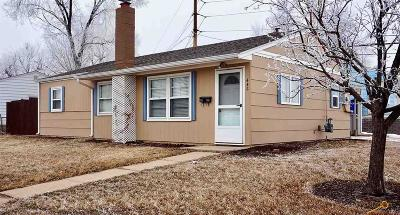 Single Family Home For Sale: 442 E Idaho
