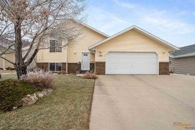 Rapid City Single Family Home For Sale: 3953 Brooke St