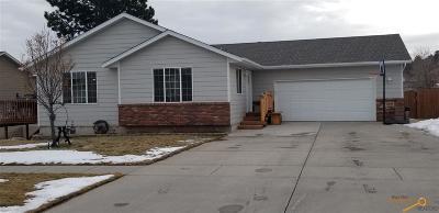 Summerset Single Family Home For Sale: 7205 Castlewood Dr
