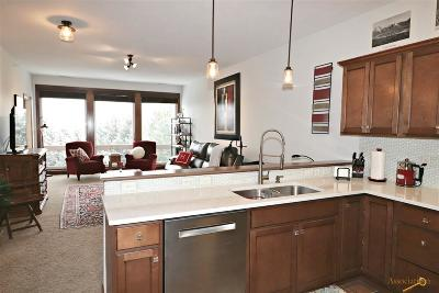 Rapid City SD Condo/Townhouse For Sale: $175,000