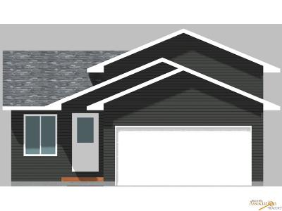 Rapid City SD Single Family Home For Sale: $190,700