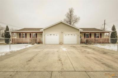 Rapid City SD Multi Family Home For Sale: $227,000