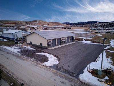 Spearfish, Deadwood/central City, Deadwood, Strugis, Whitewood, Belle Fourche, Spearfish Canyon Commercial For Sale: 3135 4th Ave