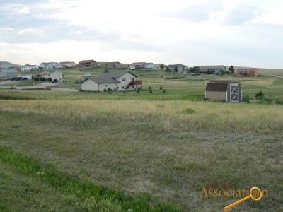 Rapid City Residential Lots & Land For Sale: Lot 1 Night Wind Ct