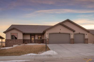 Rapid City Single Family Home For Sale: 3731 Padre Dr