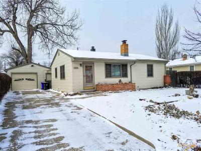 Single Family Home U/C Contingency: 2223 7th Ave