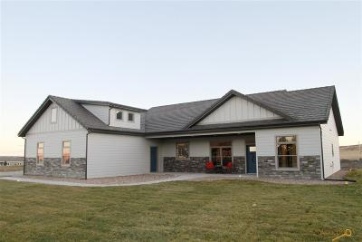 Rapid City Single Family Home U/C Contingency: 4505 Callaway Dr