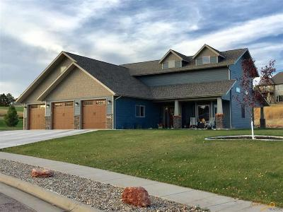 Rapid City Single Family Home For Sale: 7110 Prestwick Rd