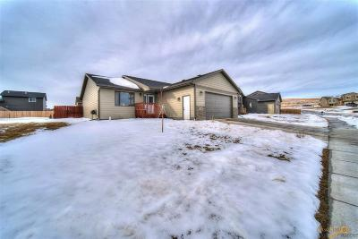 Rapid City Single Family Home For Sale: 4915 Tupelo Dr