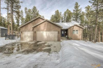 Rapid City Single Family Home For Sale: 13101 Timber Ln