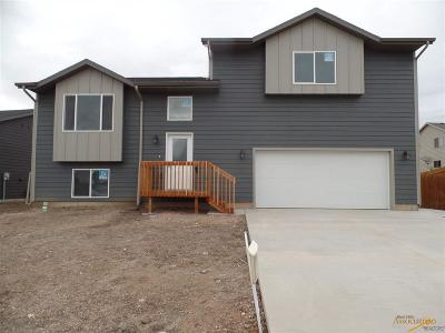 Rapid City Single Family Home For Sale: 117 Cobalt Dr