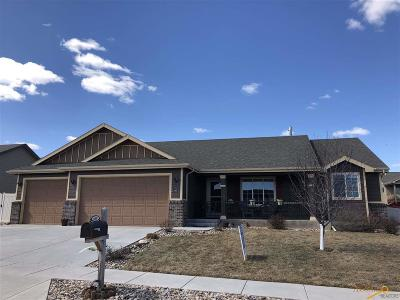 Rapid City Single Family Home For Sale: 6401 Seminole Ln