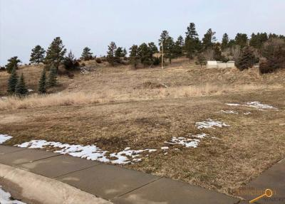 Rapid City SD Commercial Lots & Land For Sale: $85,000