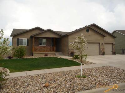 Rapid City Single Family Home For Sale: 6436 Cog Hill Ln