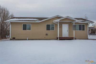 Single Family Home U/C Contingency: 4895 Williams