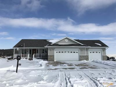 Rapid City Single Family Home U/C Contingency: 802 Ferntree Ct