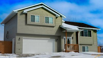 Rapid City Single Family Home For Sale: 4312 Milehigh Ave