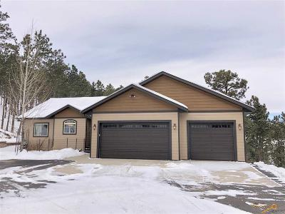 Rapid City Single Family Home For Sale: 11621 High Valley Dr