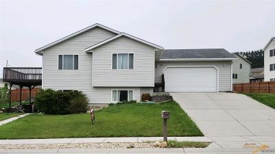 Sturgis Single Family Home For Sale: 181 Malibu Loop