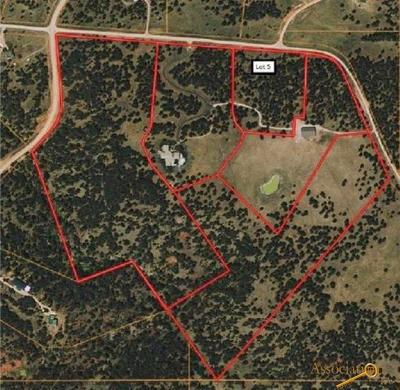 Hermosa Residential Lots & Land For Sale: Tbd Timber Ridge Rd
