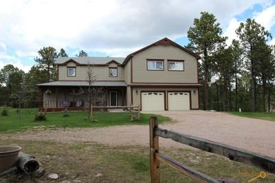 Single Family Home For Sale: 12178 Hwy 385