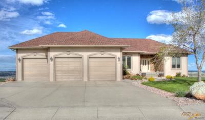 Rapid City Single Family Home For Sale: 1100 Regency Ct