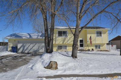 Black Hawk Single Family Home U/C Contingency: 6408 W Elmwood Dr