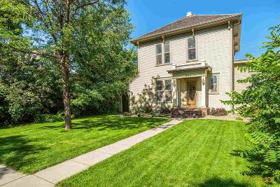 Rapid City Single Family Home For Sale: 807 West Blvd