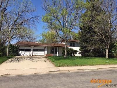 Single Family Home For Sale: 1109 N Grand Blvd