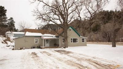 Keystone Single Family Home For Sale: 721 Madill