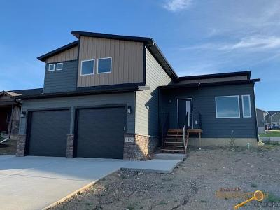 Rapid City Single Family Home For Sale: 3128 Conservation Way