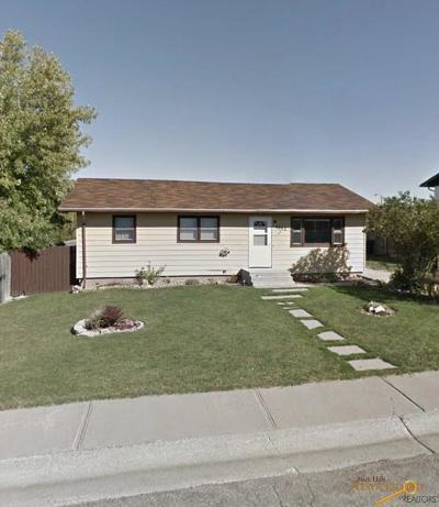Sturgis Single Family Home For Sale: 2602 Badger Dr