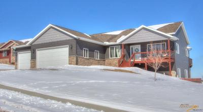 Rapid City Single Family Home U/C Contingency: 722 Enchanted Pines Dr
