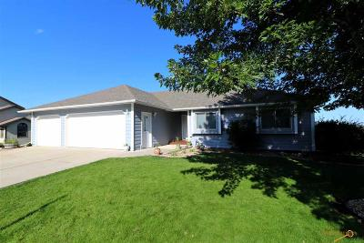 Rapid City Single Family Home For Sale: 3750 Sonora Dr