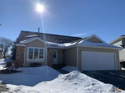 Rapid City Single Family Home U/C Contingency: 4230 Range View Ct