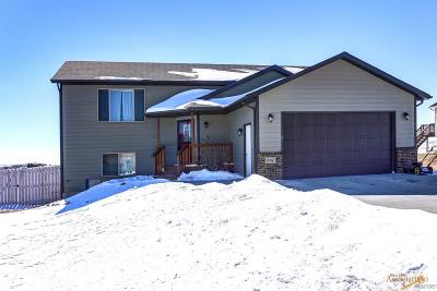 Rapid City Single Family Home For Sale: 14767 Lamplight Dr