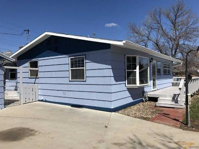 Rapid City Single Family Home For Sale: 935 Harmon Pl