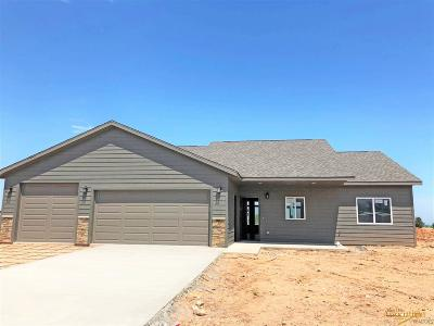 Spearfish Single Family Home For Sale: 2194
