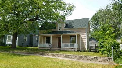 Rapid City Single Family Home For Sale: 709 12th