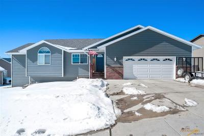Rapid City Single Family Home For Sale: 4805 Charmwood Dr