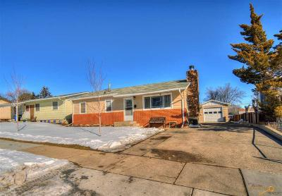 Rapid City Single Family Home U/C Contingency: 440 E Custer