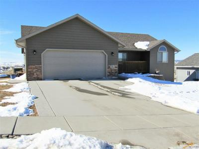 Rapid City Single Family Home For Sale: 941 Haakon