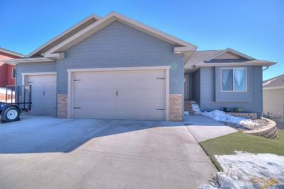 Single Family Home For Sale: 930 Copperfield Dr