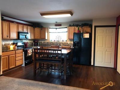 Rapid City Single Family Home U/C Contingency: 209 E Madison