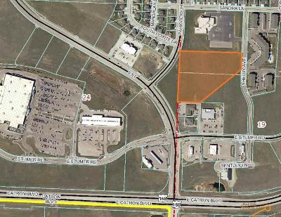 Rapid City Commercial Lots & Land For Sale: Tbd Shelby Ave
