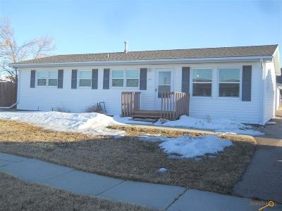 Rapid City Single Family Home For Sale: 301 Mule Deer Trail